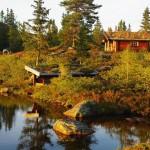 adelaparvu.com despre casa de lemn 15 mp, cabana mica, casa de vacanta Norvegia, Fyresdal, proprietar Gunhild Momrak (17)