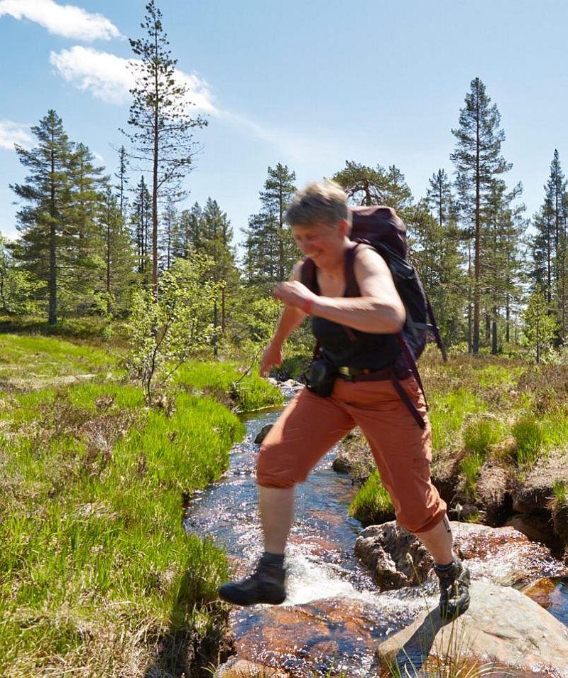 adelaparvu.com despre casa de lemn 15 mp, cabana mica, casa de vacanta Norvegia, Fyresdal, proprietar Gunhild Momrak (2)