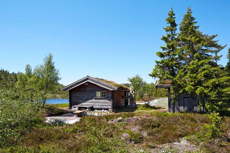 adelaparvu.com despre casa de lemn 15 mp, cabana mica, casa de vacanta Norvegia, Fyresdal, proprietar Gunhild Momrak (3)