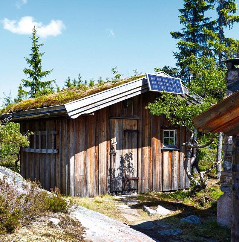 adelaparvu.com despre casa de lemn 15 mp, cabana mica, casa de vacanta Norvegia, Fyresdal, proprietar Gunhild Momrak (4)