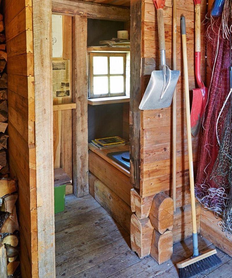 adelaparvu.com despre casa de lemn 15 mp, cabana mica, casa de vacanta Norvegia, Fyresdal, proprietar Gunhild Momrak (5)
