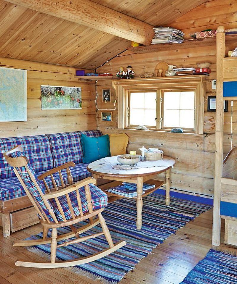 și A Făcut Singură Căsuța De Vacanță Are Doar 15 Mp Adela Parvu Interior Design Blogger