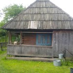 adelaparvu.com despre casa de lemn veche de vanzare (2)
