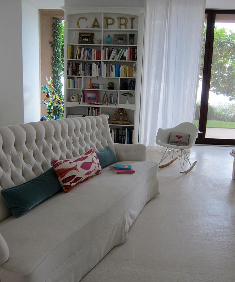 adelaparvu.com despre casa de vacanta in Italia, casa Matteo Thun in Capri (17)