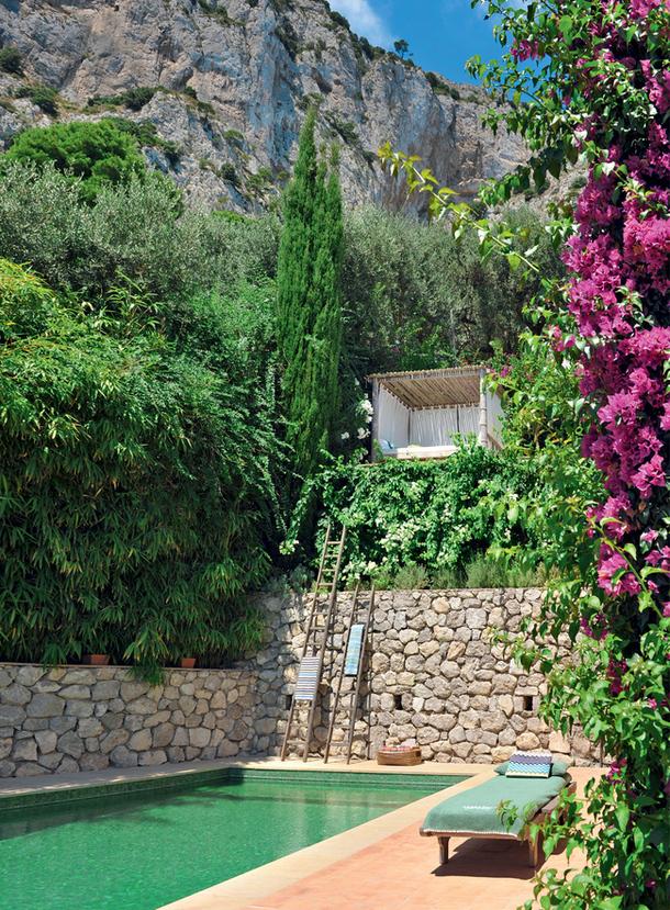 adelaparvu.com despre casa de vacanta in Italia, casa Matteo Thun in Capri (3)