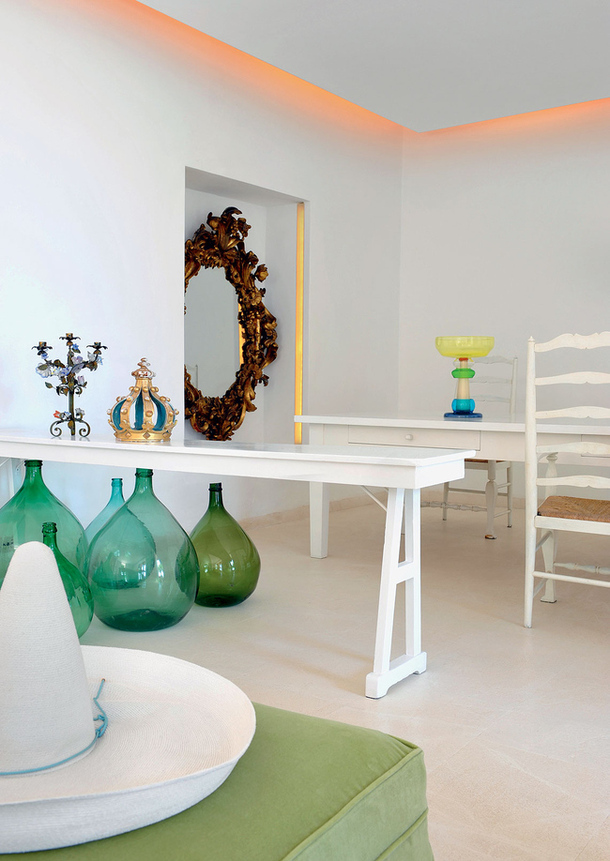 adelaparvu.com despre casa de vacanta in Italia, casa Matteo Thun in Capri (4)