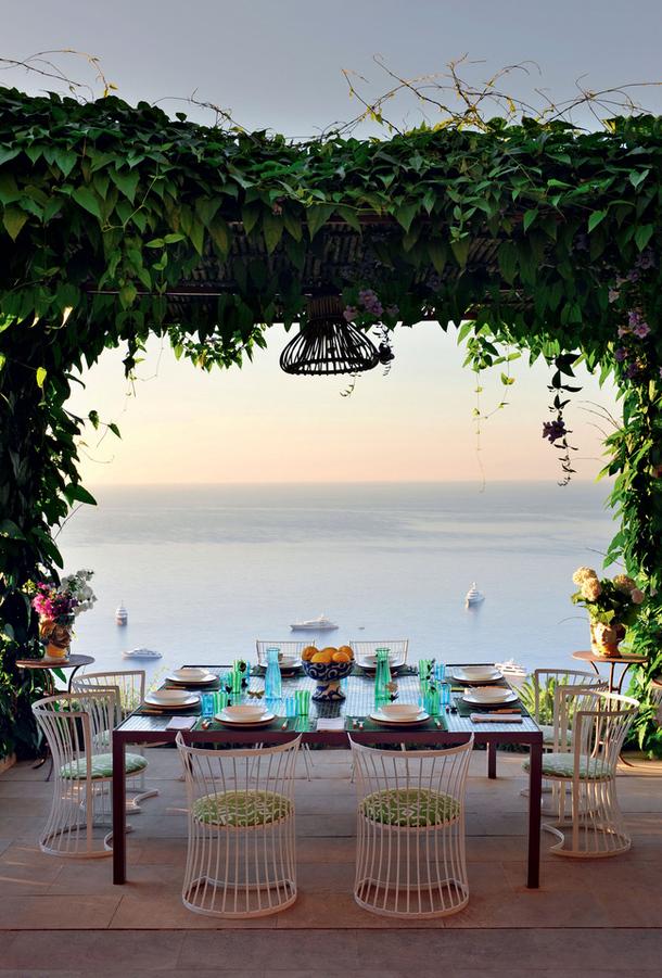 adelaparvu.com despre casa de vacanta in Italia, casa Matteo Thun in Capri (7)