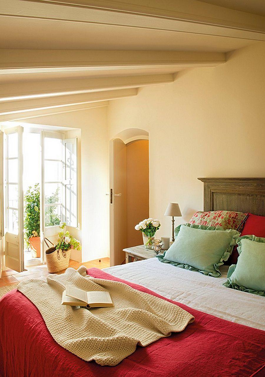 adelaparvu.com despre casa din piatra cu veranda si bucatarie de vara, casa Spania, Costa Brava, design Produccions de Disseny Bellera, Foto ElMueble (13)