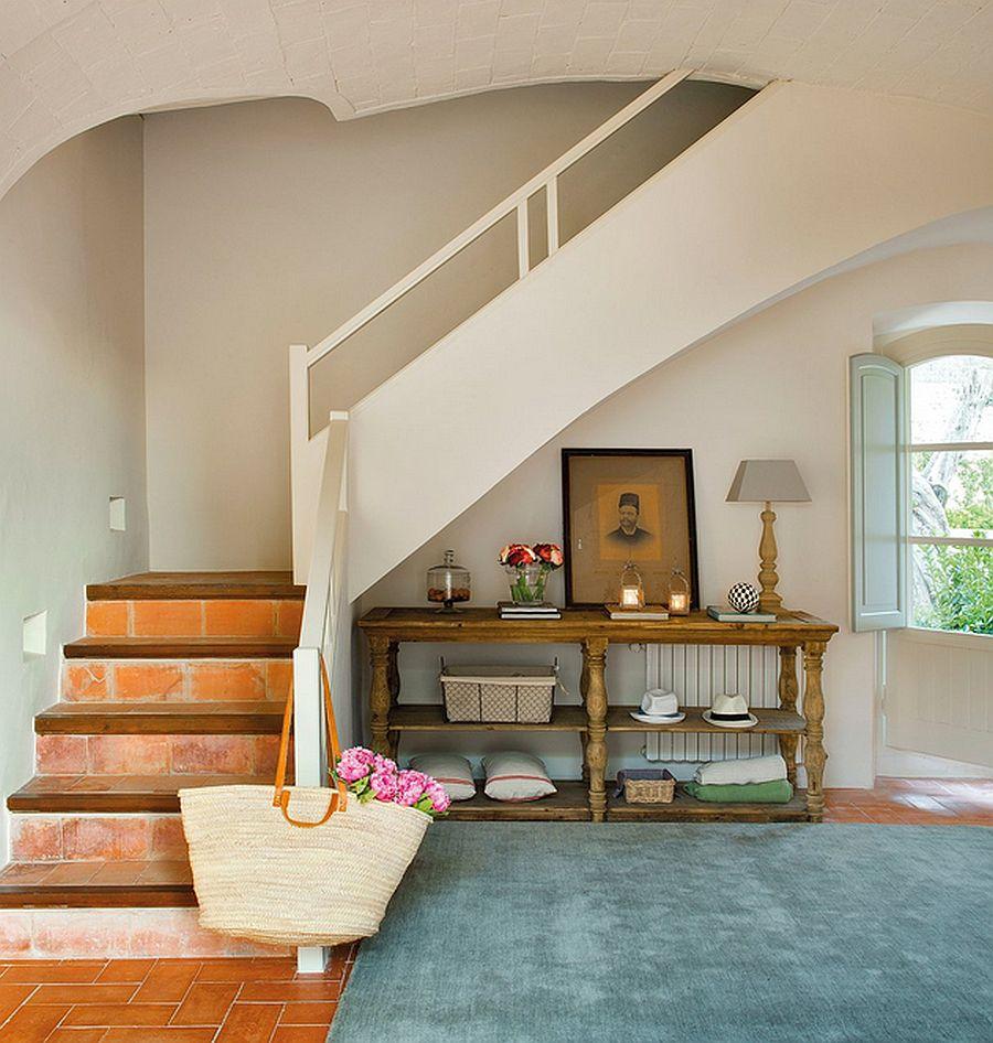 adelaparvu.com despre casa din piatra cu veranda si bucatarie de vara, casa Spania, Costa Brava, design Produccions de Disseny Bellera, Foto ElMueble (7)