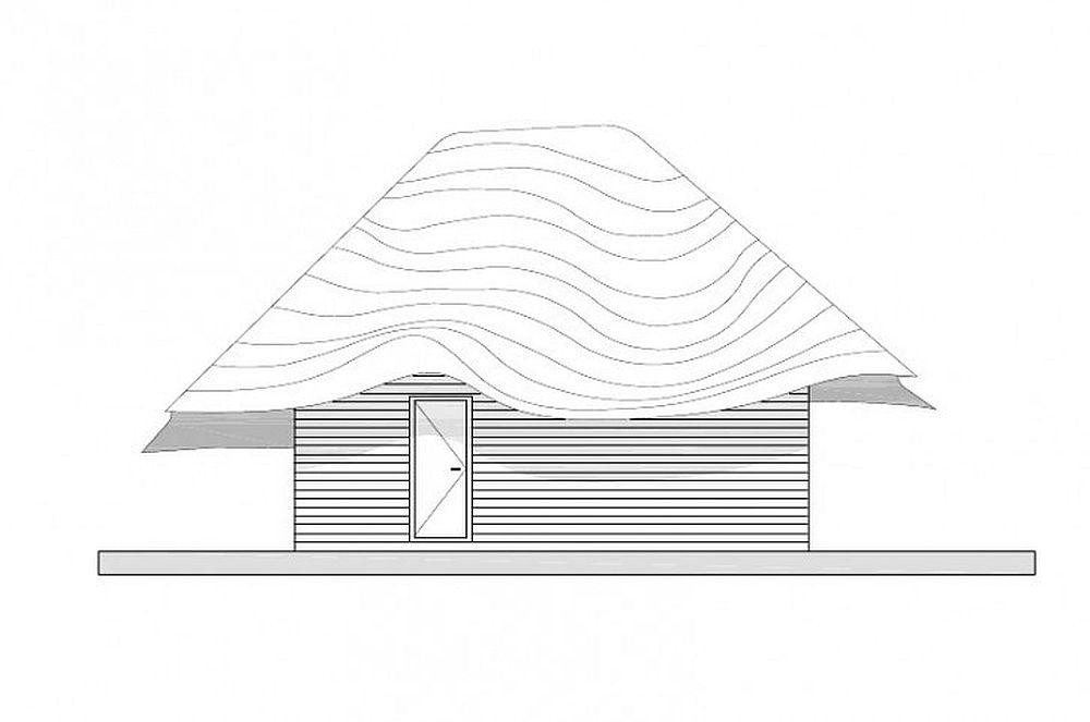 adelaparvu.com despre casa hambar cu acoperis din stuf, casa olandeza, Reet Barn, design 24 H Architecture (17)