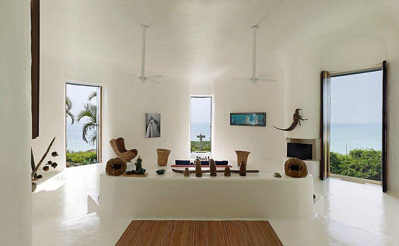 adelaparvu.com despre casa in Mexic, Tigre del Mar, Casa Tigre, arh Jean Claude Galibert, Foto James Silverman(10)