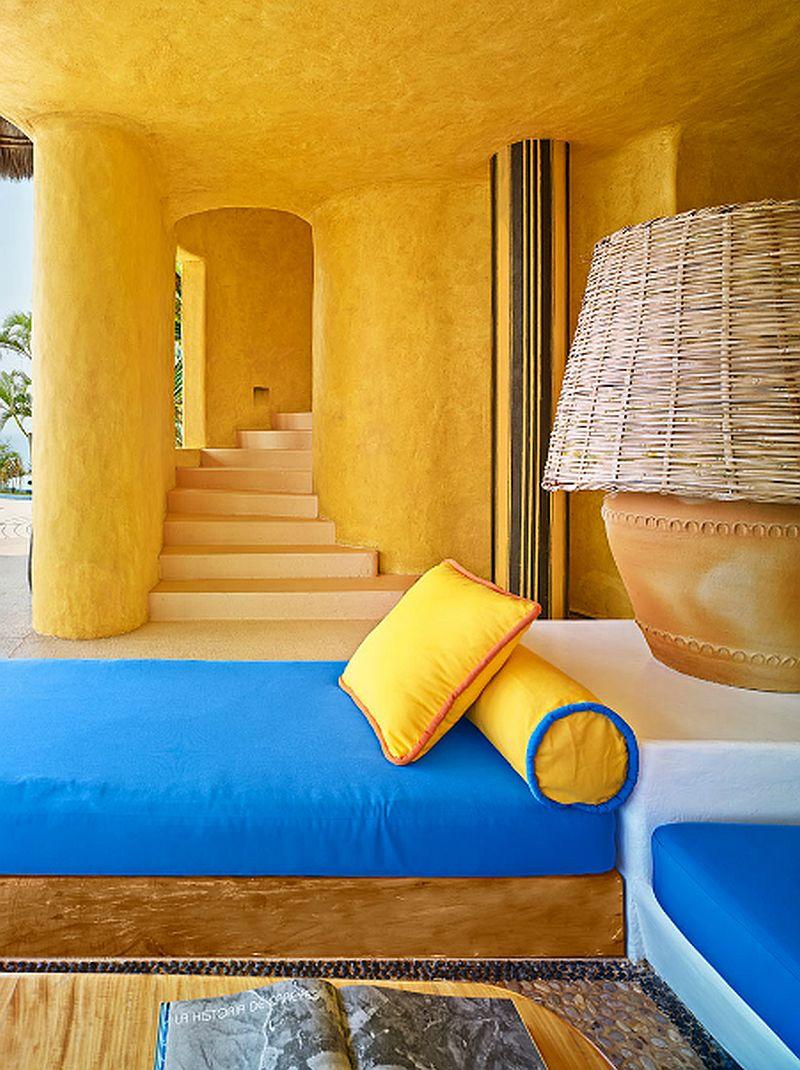 adelaparvu.com despre casa in Mexic, Tigre del Mar, Casa Tigre, arh Jean Claude Galibert, Foto James Silverman(14)