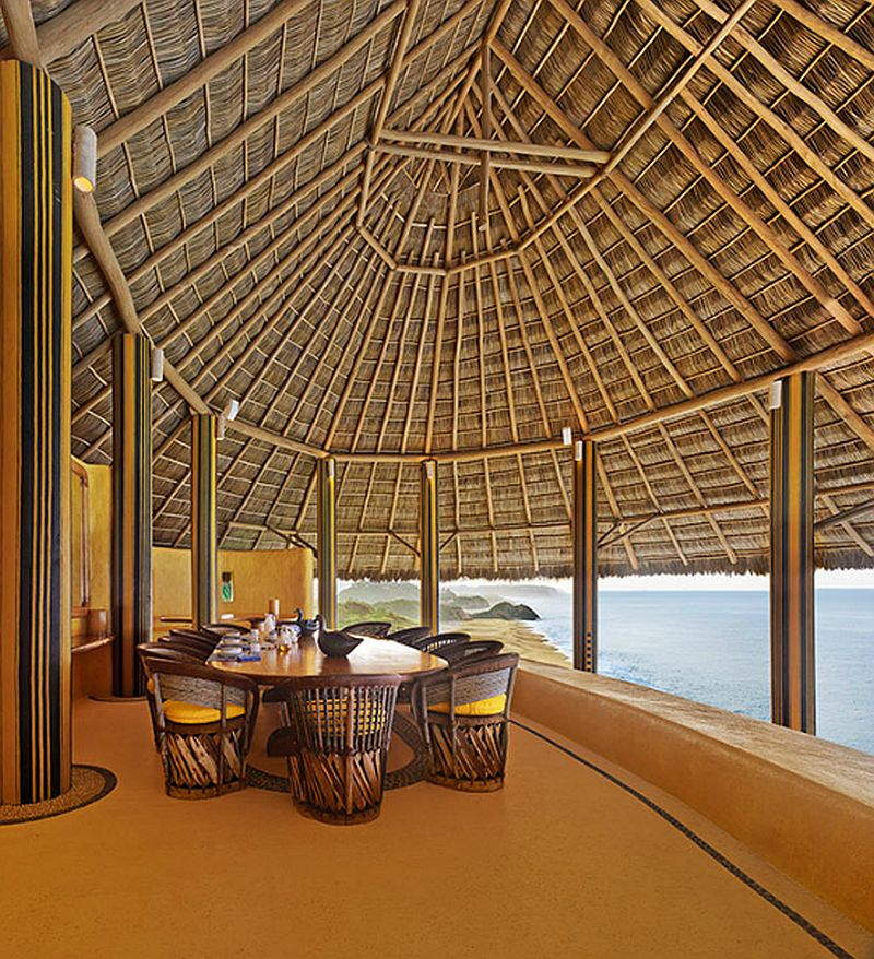 adelaparvu.com despre casa in Mexic, Tigre del Mar, Casa Tigre, arh Jean Claude Galibert, Foto James Silverman(15)