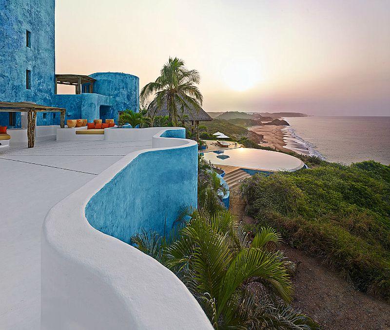 adelaparvu.com despre casa in Mexic, Tigre del Mar, Casa Tigre, arh Jean Claude Galibert, Foto James Silverman(16)