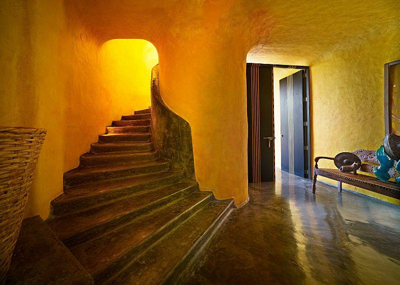 adelaparvu.com despre casa in Mexic, Tigre del Mar, Casa Tigre, arh Jean Claude Galibert, Foto James Silverman(23)