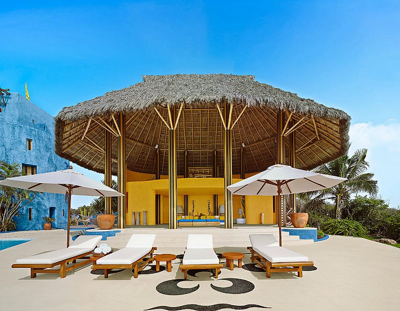 adelaparvu.com despre casa in Mexic, Tigre del Mar, Casa Tigre, arh Jean Claude Galibert, Foto James Silverman(27)