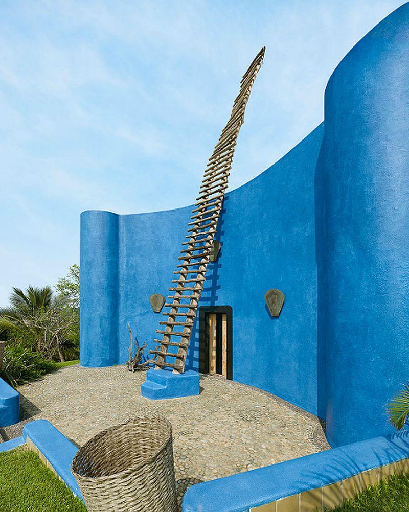 adelaparvu.com despre casa in Mexic, Tigre del Mar, Casa Tigre, arh Jean Claude Galibert, Foto James Silverman(30)