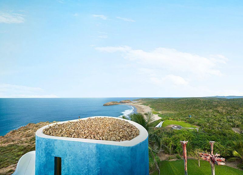 adelaparvu.com despre casa in Mexic, Tigre del Mar, Casa Tigre, arh Jean Claude Galibert, Foto James Silverman(36)