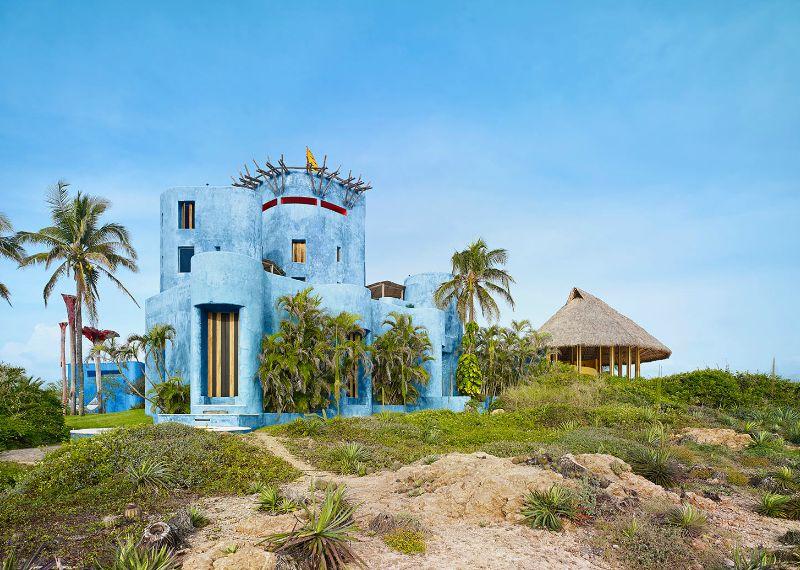 adelaparvu.com despre casa in Mexic, Tigre del Mar, Casa Tigre, arh Jean Claude Galibert, Foto James Silverman(40)