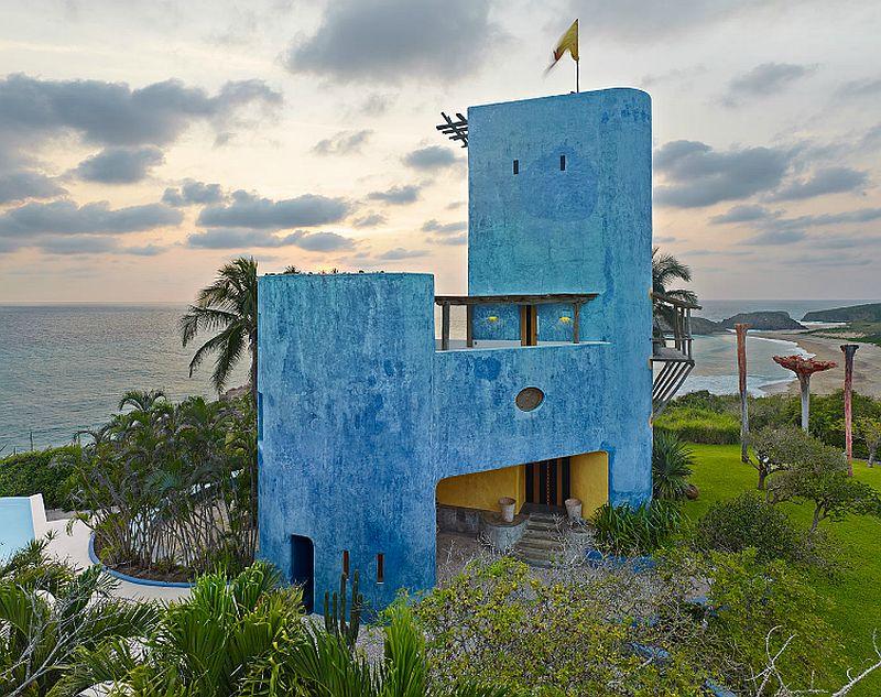 adelaparvu.com despre casa in Mexic, Tigre del Mar, Casa Tigre, arh Jean Claude Galibert, Foto James Silverman(43)