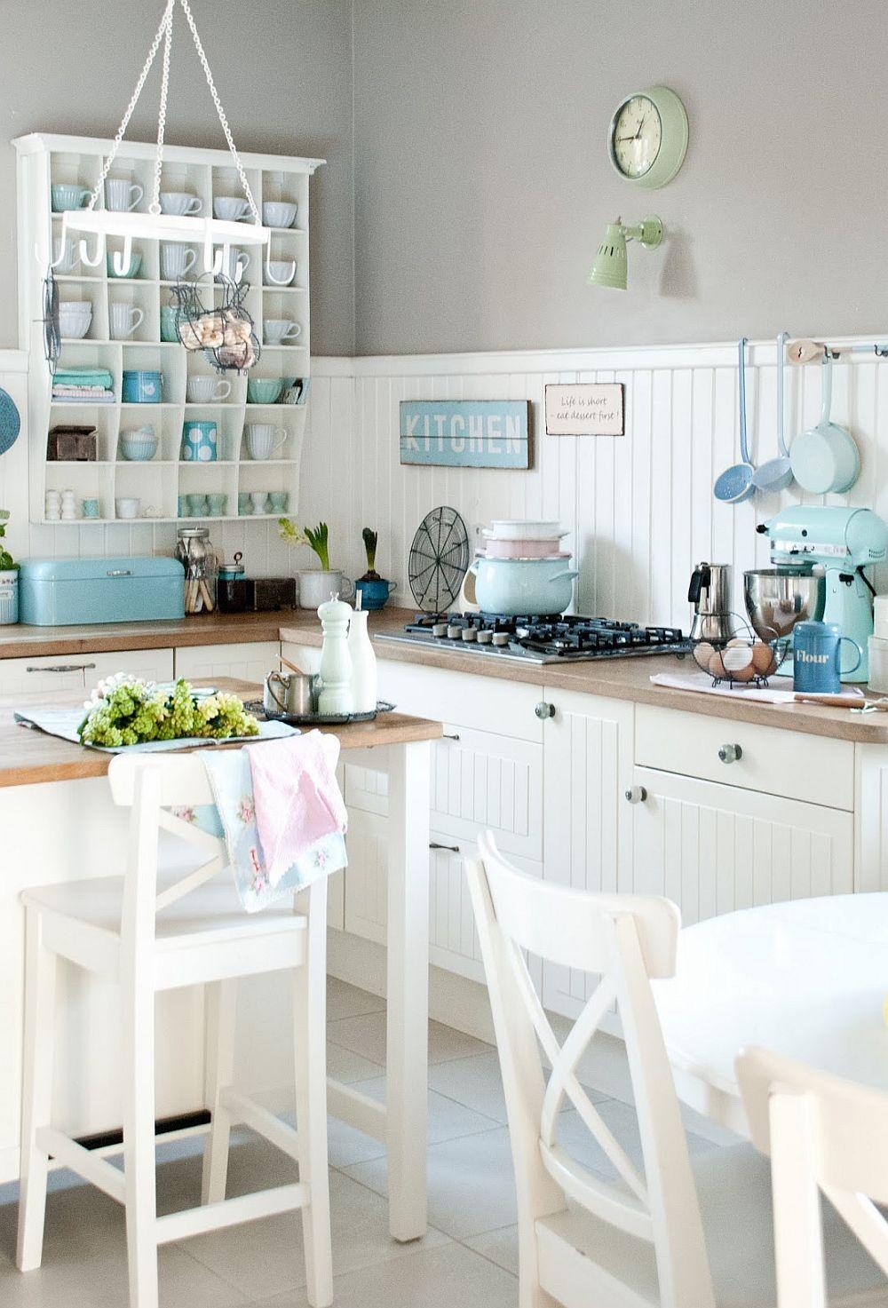 adelaparvu.com despre casa in stil scandinav, casa de blogger, Minty House, Foto Ewa Szymczak (13)