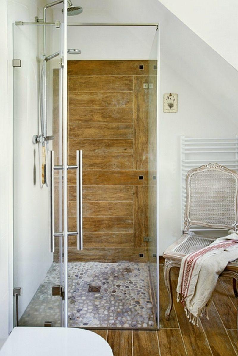 adelaparvu.com despre casa la tara din lemn cu fundatie de piatra, casa Polonia (14)