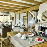 adelaparvu.com despre casa la tara din lemn cu fundatie de piatra, casa Polonia (17)