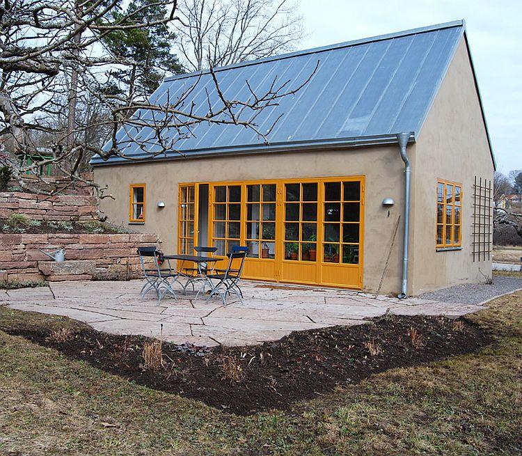 adelaparvu.com despre casa mica 40 mp, arhitect Buster Delin, casa suedeza (12)