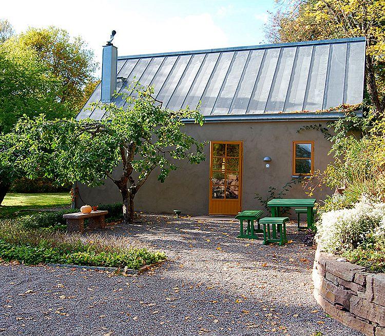 adelaparvu.com despre casa mica 40 mp, arhitect Buster Delin, casa suedeza (14)
