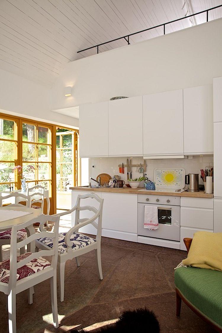 adelaparvu.com despre casa mica 40 mp, arhitect Buster Delin, casa suedeza (18)