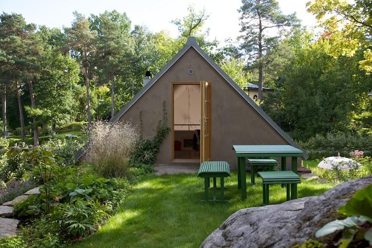 adelaparvu.com despre casa mica 40 mp, arhitect Buster Delin, casa suedeza (21)