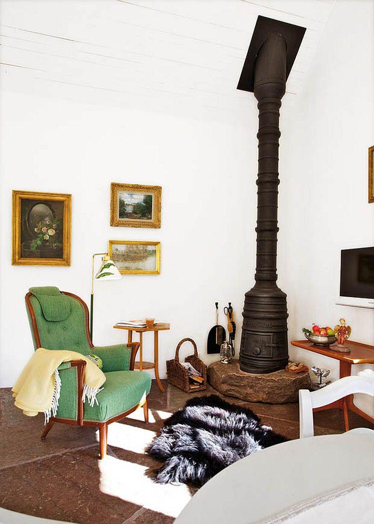 adelaparvu.com despre casa mica 40 mp, arhitect Buster Delin, casa suedeza (4)