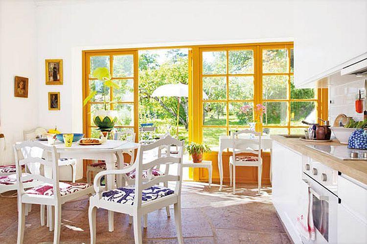 adelaparvu.com despre casa mica 40 mp, arhitect Buster Delin, casa suedeza (8)