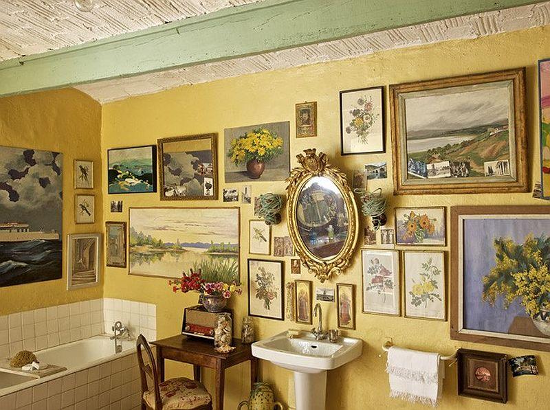 adelaparvu.com despre casa rustica din piatra, casa din Franta, Foto Christophe Rouffio Elle Maison (10)