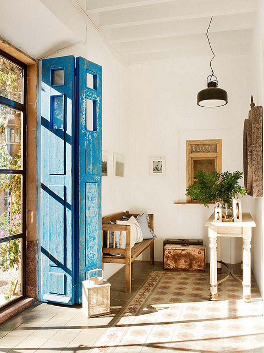 adelaparvu.com despre fosta gara transformata in casa de vacanta, Villa Station, Ses Salines, Spania, designer Catalina Socias (9)