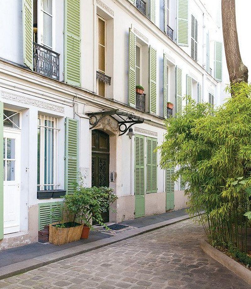 adelaparvu.com despre garsoniera 25 mp, locuinta mica Paris, designer Marianne Evennou (3)