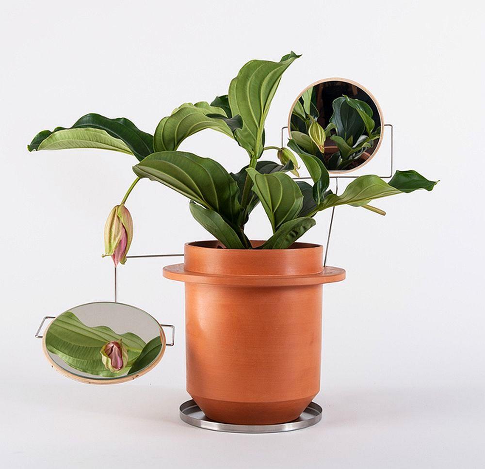 adelaparvu.com despre ghivece cu accesorii, colectia Phytophiler, designeri Dossofiorito, Foto Omar Nadalini (11)