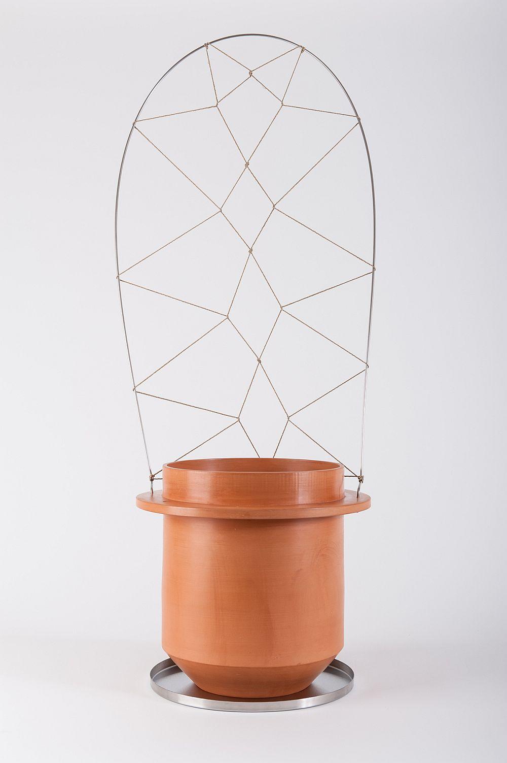 adelaparvu.com despre ghivece cu accesorii, colectia Phytophiler, designeri Dossofiorito, Foto Omar Nadalini (9)