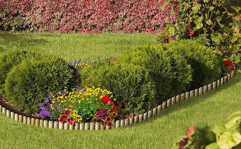 adelaparvu.com despre idei cu garduri, borduri pentru gradina de flori (2)