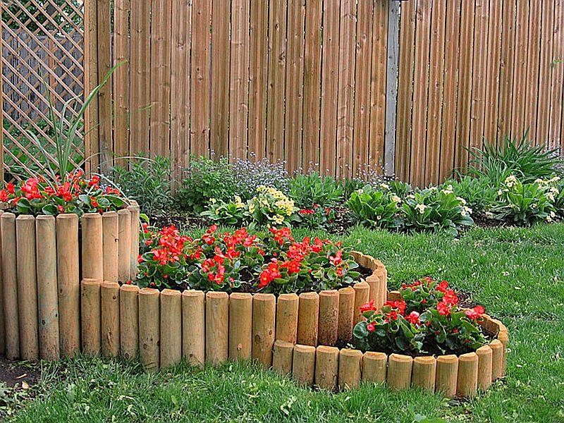 adelaparvu.com despre idei cu garduri, borduri pentru gradina de flori (5)
