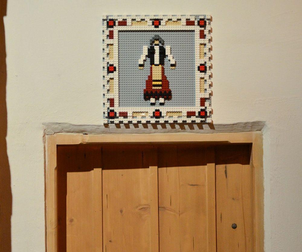 adelaparvu.com despre idei decorative in stil traditional romanesc, Lacrimi si Sfinti, arh Cristian Corvin (9)