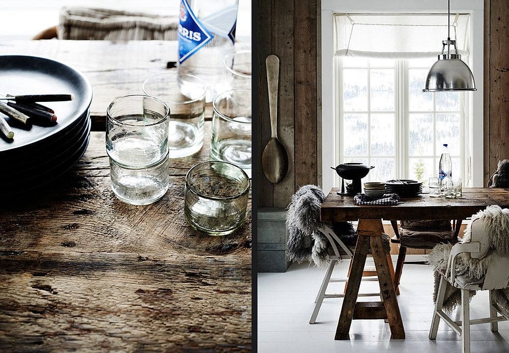adelaparvu.com despre interioare rustic moderne, stilul modern rustic (1)