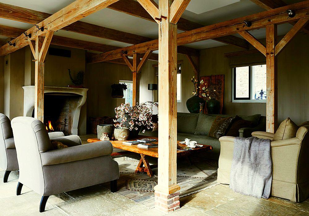 adelaparvu.com despre interioare rustic moderne, stilul modern rustic (14)