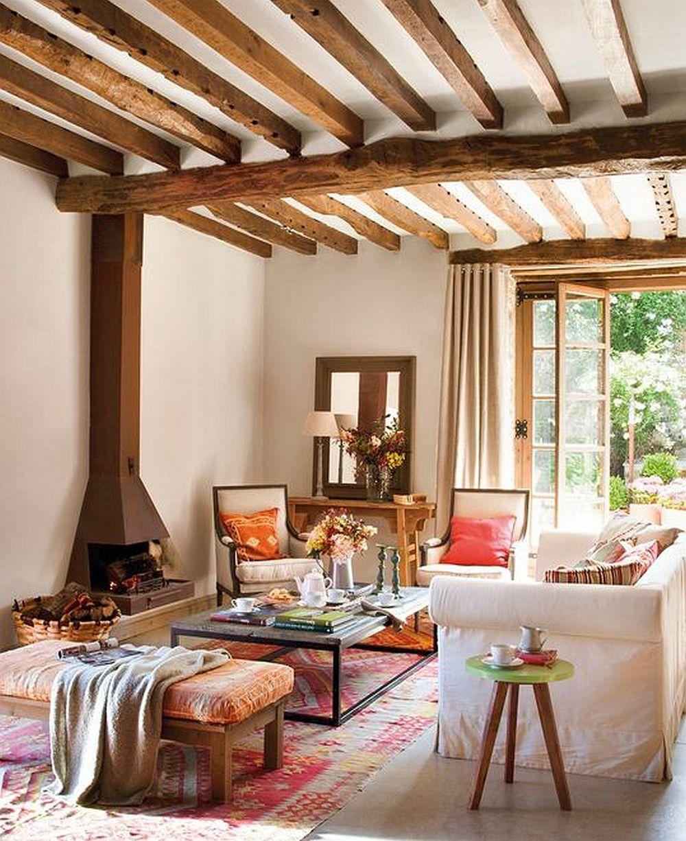 adelaparvu.com despre interioare rustic moderne, stilul modern rustic (8)