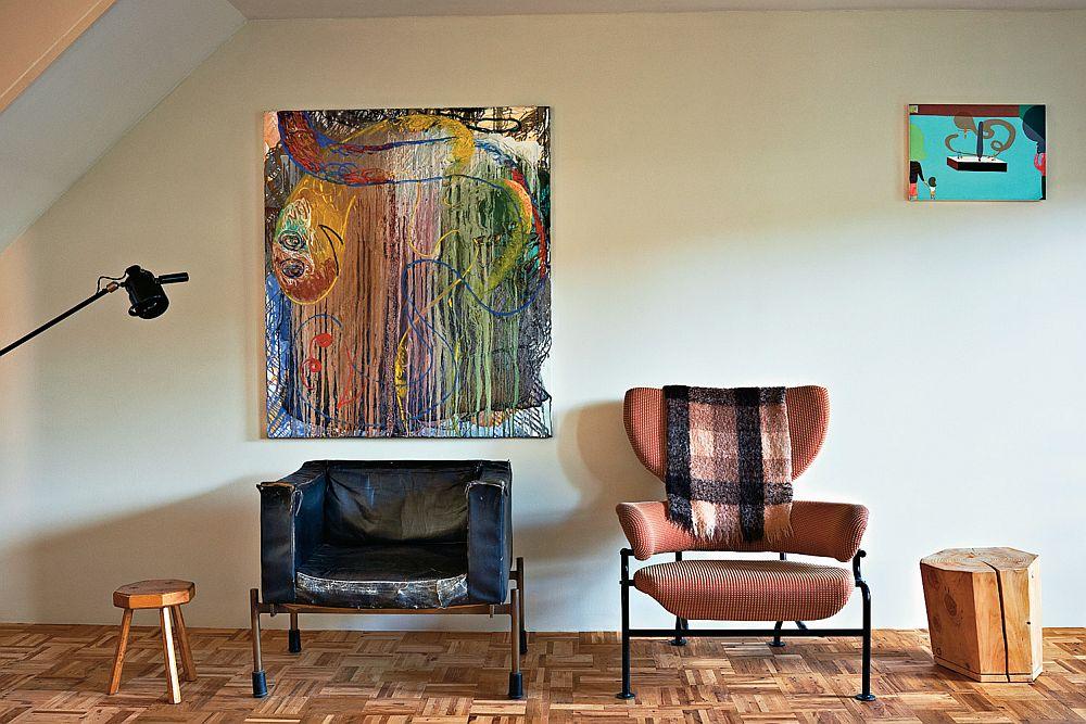adelaparvu.com despre locuinta de artisti, apartament Londra, designeri Martino Gamper si Francis Upritchard, Foto Tom Mannion (10)