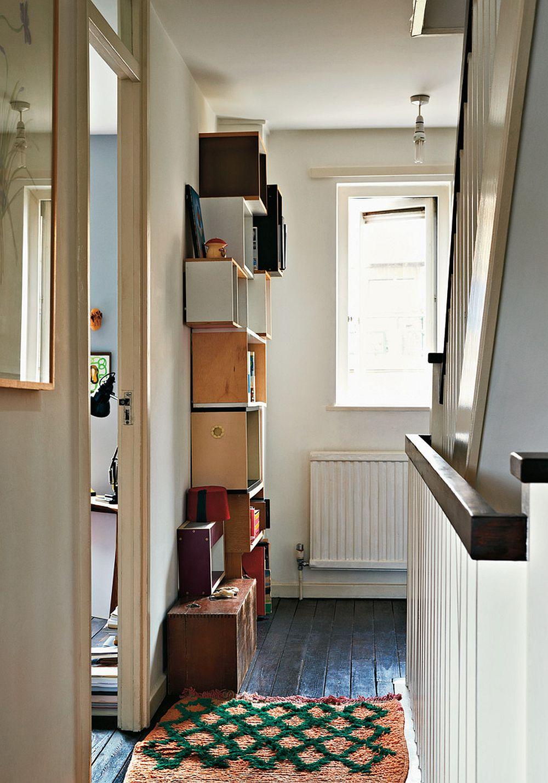adelaparvu.com despre locuinta de artisti, apartament Londra, designeri Martino Gamper si Francis Upritchard, Foto Tom Mannion (11)