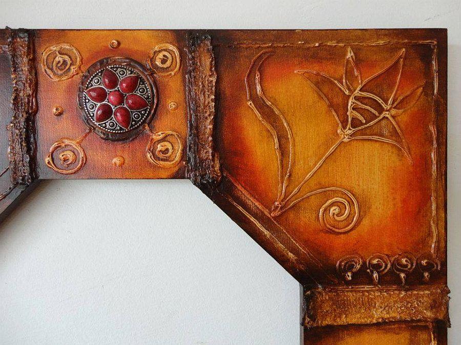adelaparvu.com despre mobila pictata, artist Felix Albus, colectia EggCentrik (10)