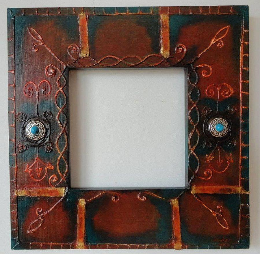 adelaparvu.com despre mobila pictata, artist Felix Albus, colectia EggCentrik (11)