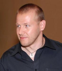 Artistul Felix Albuș