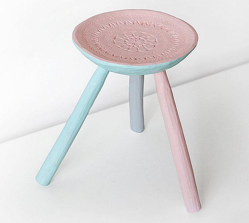 adelaparvu.com despre obiecte Colorfulwood, designeri Andreea Mateescu si Liviu Antonescu (7)
